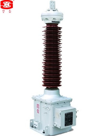The display of the cvt transformer