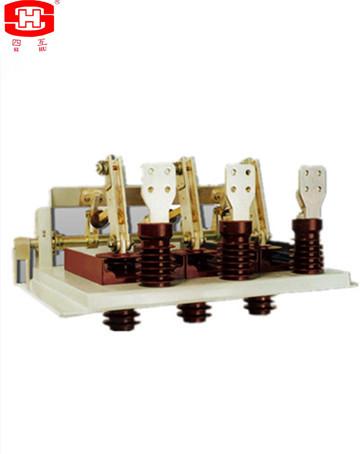 high voltage isolator switch